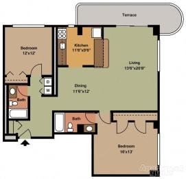 Paramount Apartments - Virginia