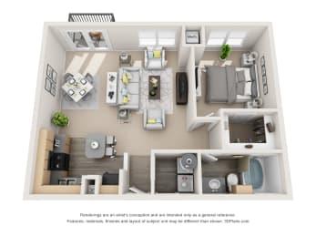 Floor Plan Jubilee
