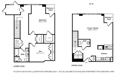 Floor Plan  Floor Plans at IO Piazza by Windsor