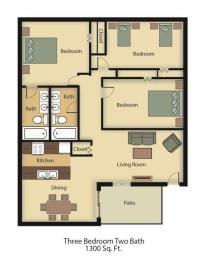 Floor Plan Austin