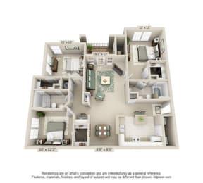 Floor Plan Innsbrook