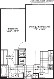 Floor Plan A20