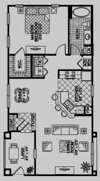 Floor Plan Palmetto