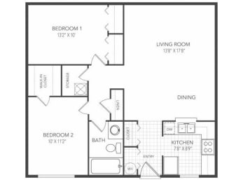 Floor Plan Windward