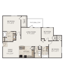 Floor Plan C1M