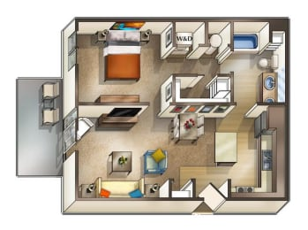 Mason Floor Plan at The Trails at Timberline, Fort Collins, 80525