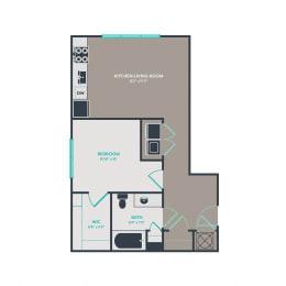 Floor Plan S1.1