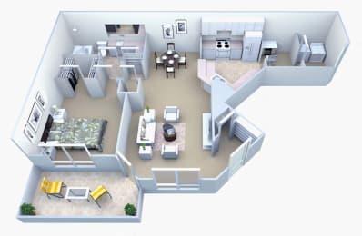 Walton Centennial Asher Floor Plan, Roswell GA