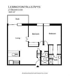 Lexington Hills in Mac Groveland