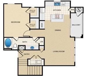 Berkshire Aspen Grove A7 GG Floorplan