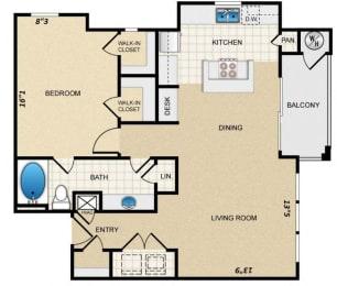 Berkshire Aspen Grove A7 Floorplan