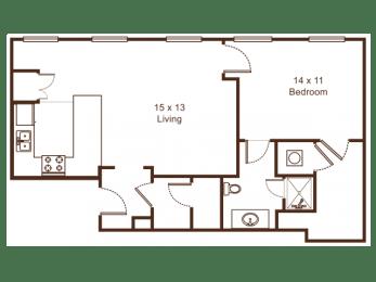 Floor Plan Transit 1