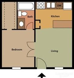 Floor Plan Coronado