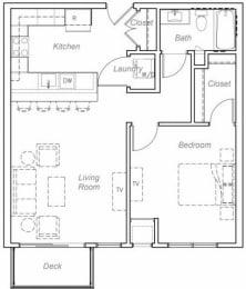 Cameron-S Floor plan at Overlook on the Creek, Minnetonka