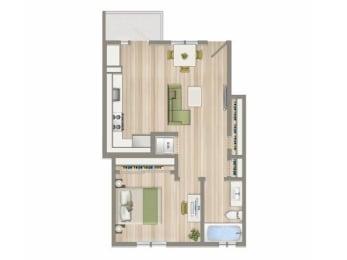 Floor Plan  CA_SantaMonica_Pacifico_p0539217_B_2_FloorPlan