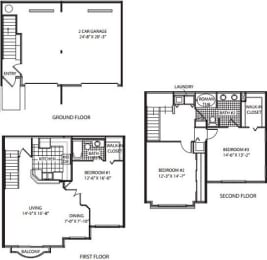 Floor Plan Greenwich