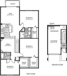 Floor Plan Palm Springs