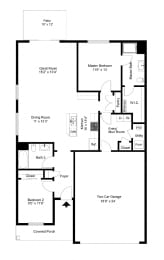 2 BR Townhomes at Collett Woods Townhouses, Farmington, NY 14425