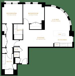 Floor Plan B03B