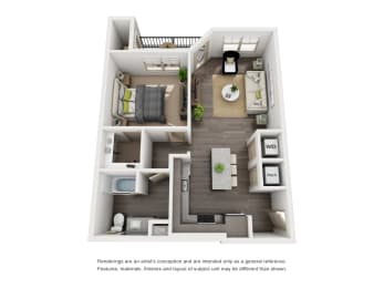 Floor Plan Panasoffkee