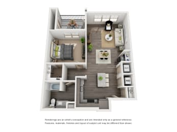 Floor Plan Suwanee