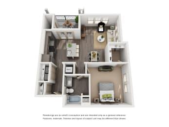 Floor Plan Wakulla