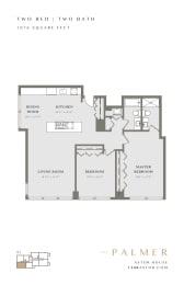 Astor House Floor Plan - Palmer
