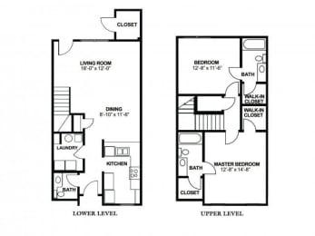 Floor Plan B2T