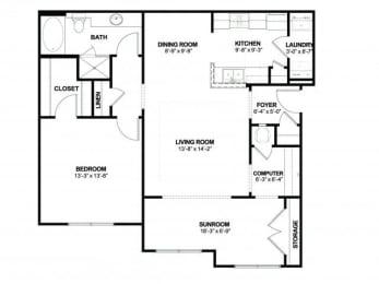Floor Plan ASR