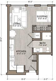 Floor Plan  Billie Holiday