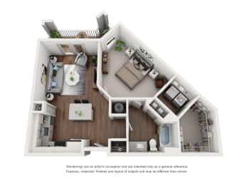 Floor Plan A3 Premium