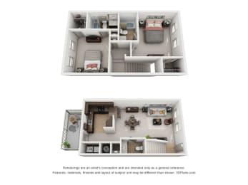 Floor Plan T1