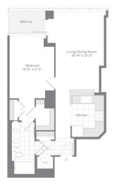 Floor Plan A02