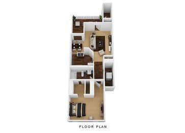 Floor Plan 1/1