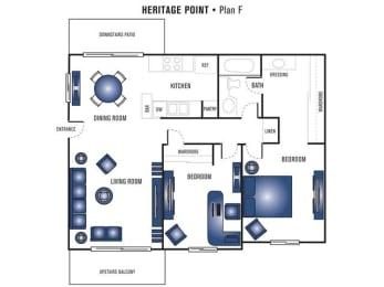 Floor Plan Plan F