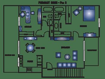 Floor Plan Plan G