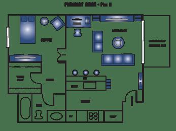 Floor Plan Plan H