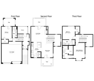 Floor Plan 4C1