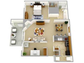 Inglenook floor plan.