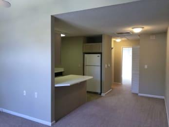 Floor Plan Classic 1 Bedroom 1 Bath