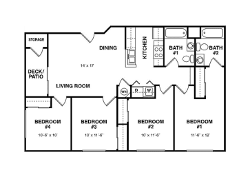 4x2 units available at South Peak by Vintage in Reno, NV 89521
