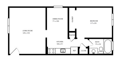 Floor Plan PanAm