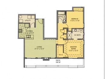 Floor Plan RESIDENCE TWO