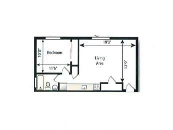 Floor Plan ARCTURUS