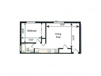 Floor Plan CAPELLA