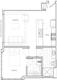 Floor Plan EVANS