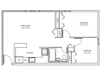 Floor Plan PRADO