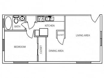 Floor Plan CAMARO
