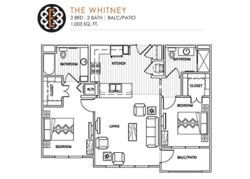 THE WHITNEY at The Edison at Peytona, Gallatin