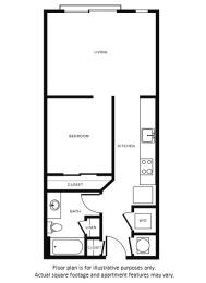 Floor Plan  Floor Plan at Morningside Atlanta by Windsor, Atlanta